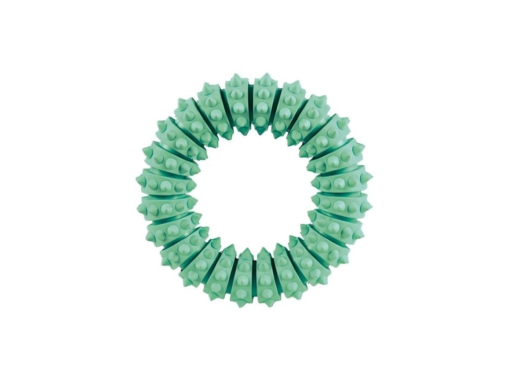 DENTAfun kroužek s mátou 12cm