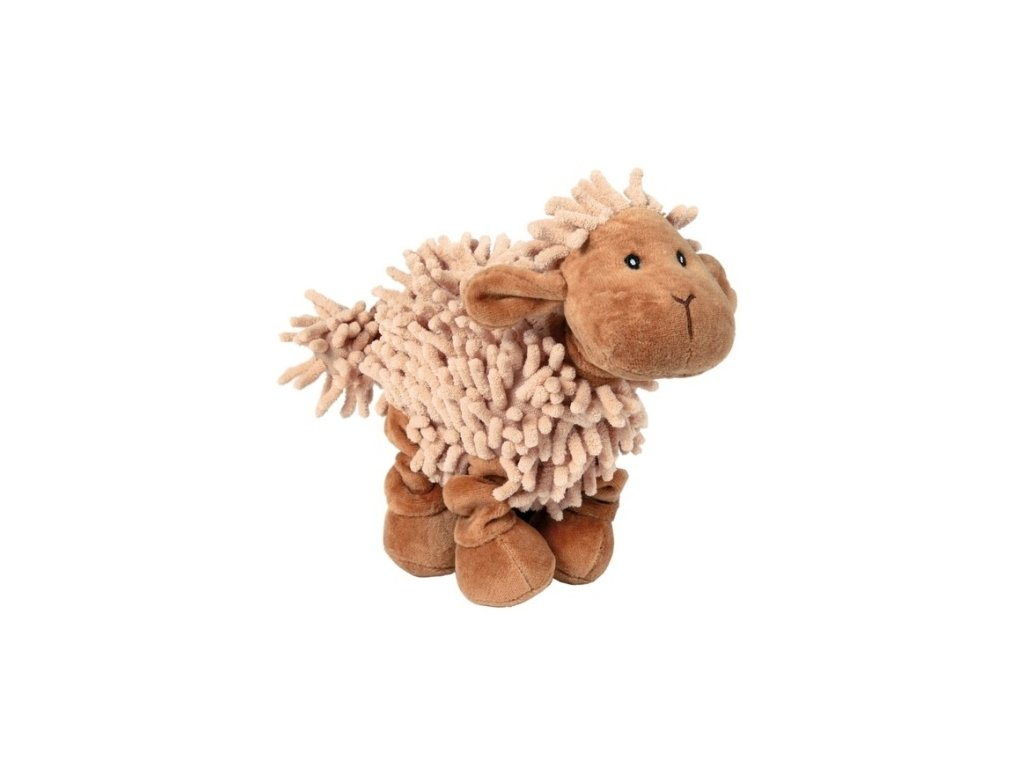 Plyšová ovečka se zvukem 21 cm