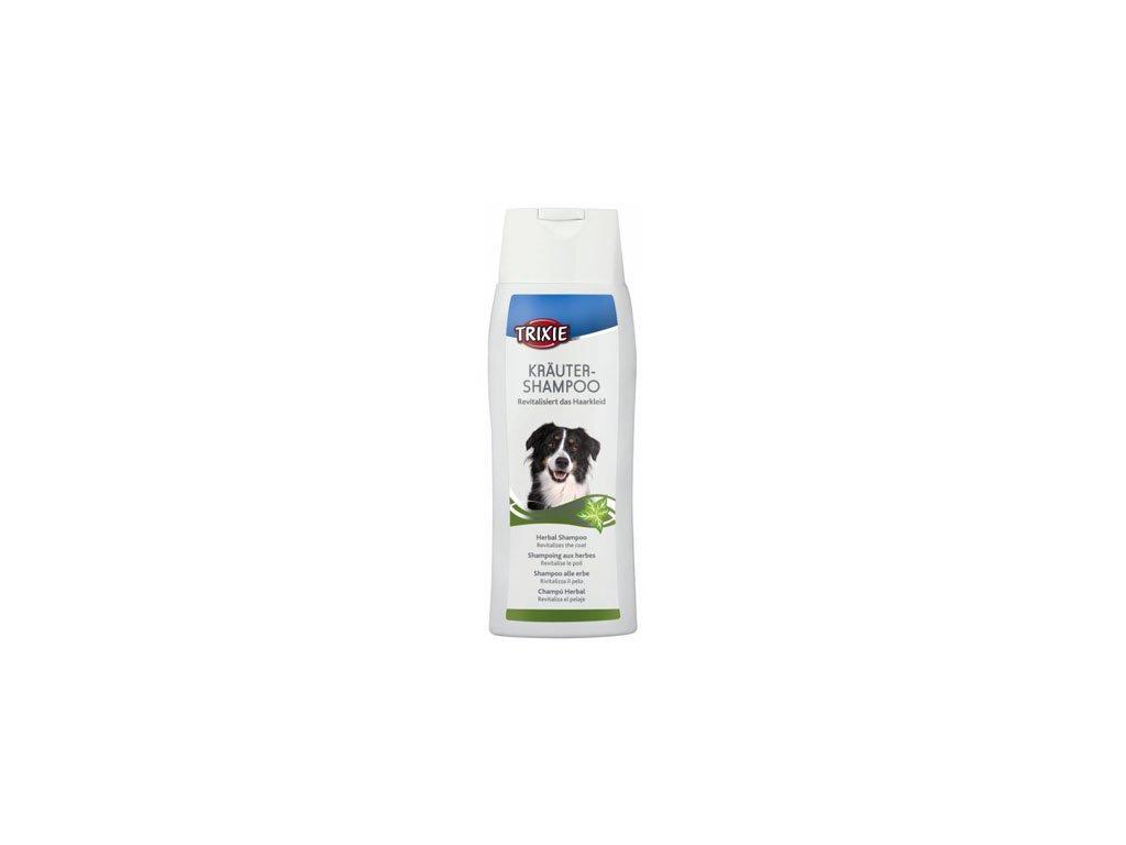 Kräuter šampon 250ml TRIXIE s přírodním bylinným extraktem