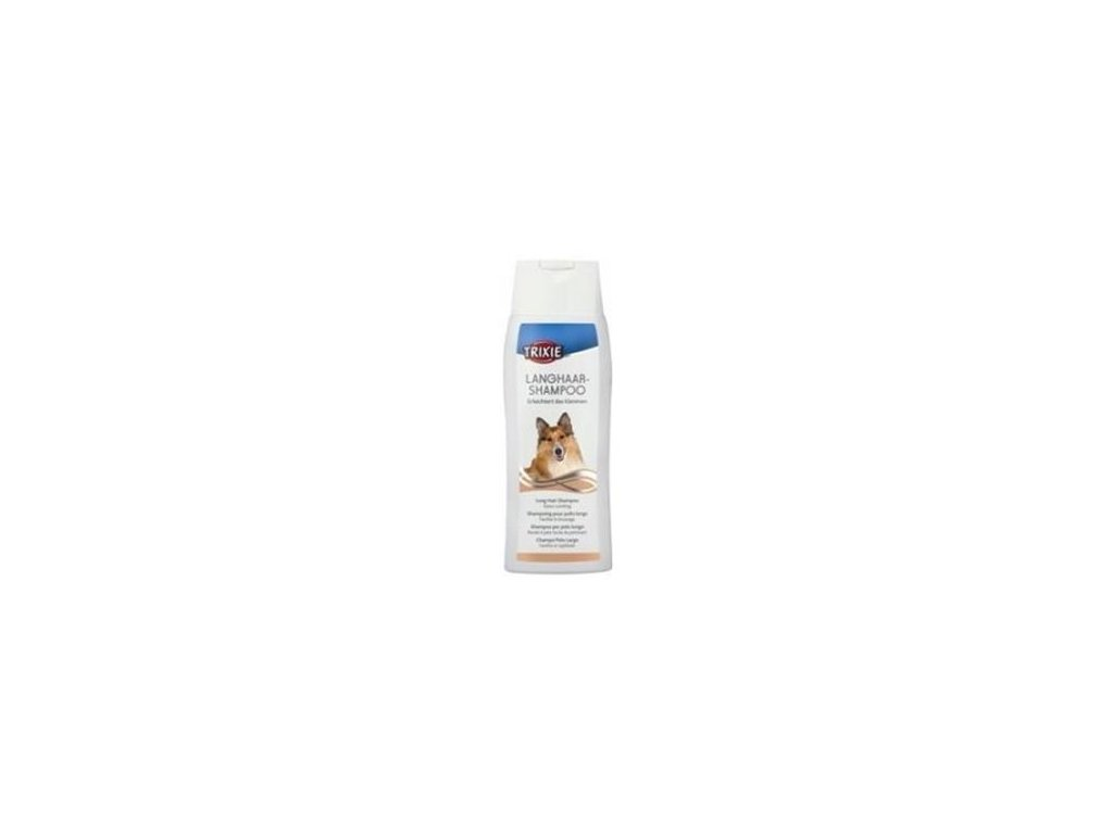 Langhaar šampon 250 ml pro dlouhosrstá plemena psů