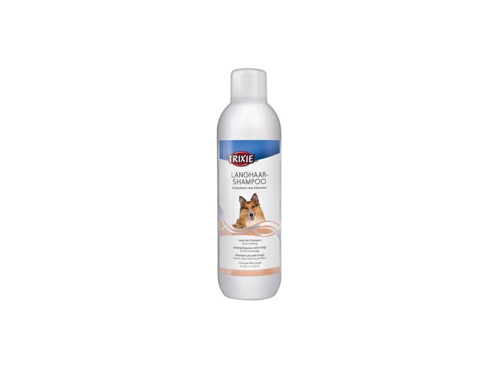 Langhaar šampon 1 l pro dlouhosrstá plemena psů