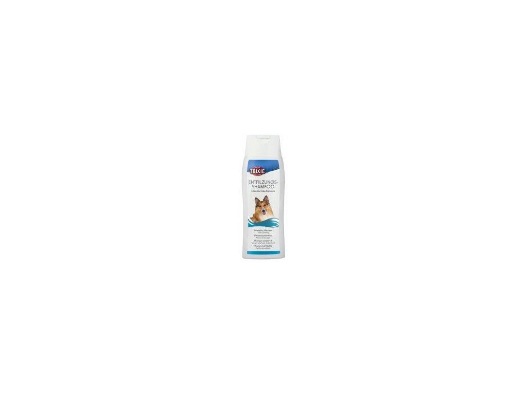 Entfilzung šampon 250 ml TRIXIE-usnadňuje rozčesání dlouhé srsti