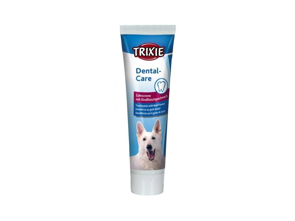 Zubní pasta pro psy s hovězí příchutí 100 g