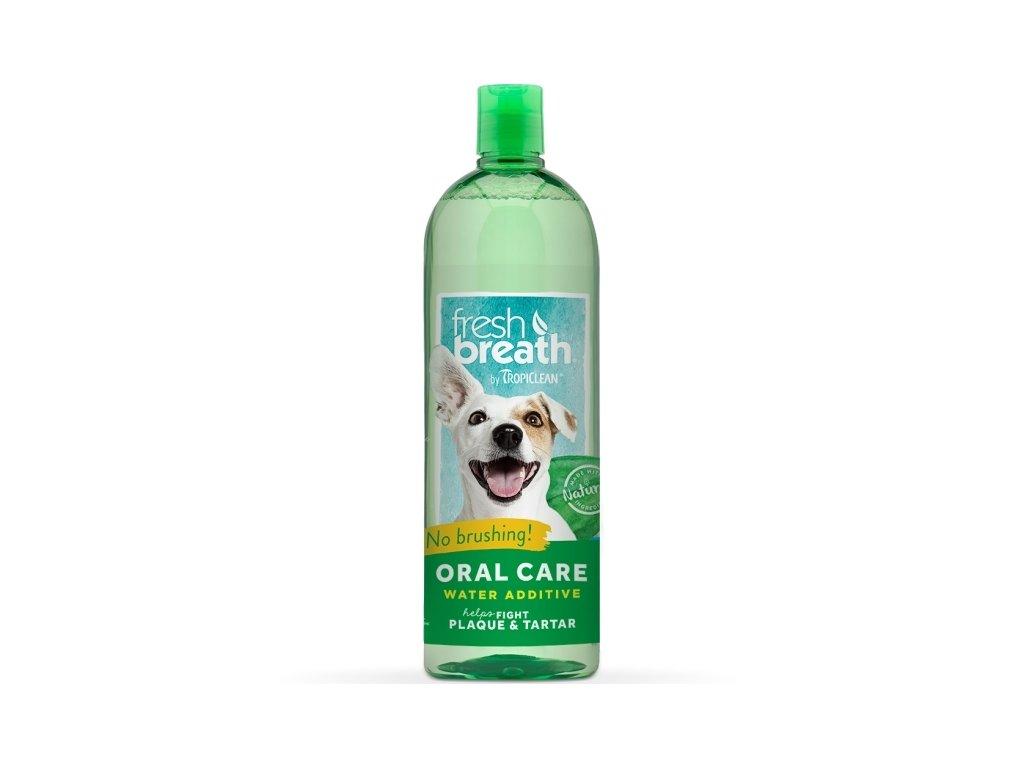 Tropiclean Oral Care WaterAdditive roztok do vody k pití 1000 ml