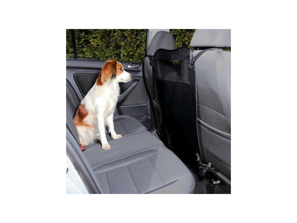 Bezpečnostní ochrana mezi přední sedadla s kapsami 60/44x69