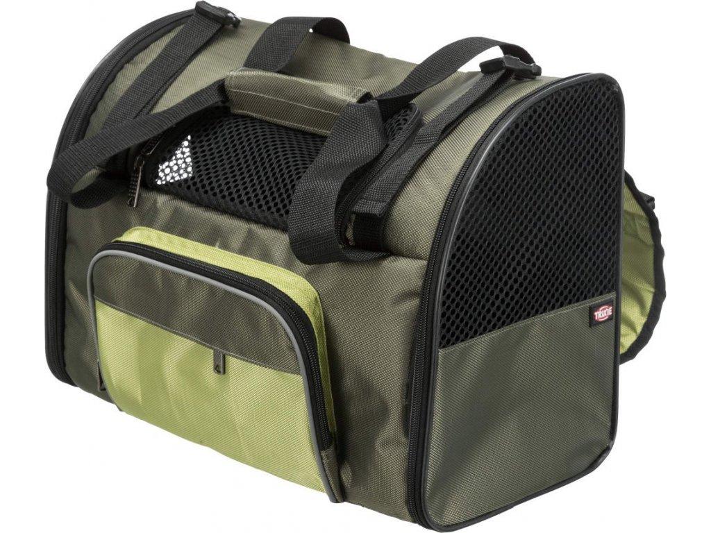 ransportní batoh/taška SHIVA, 41 x 30 x 21 cm, zelená