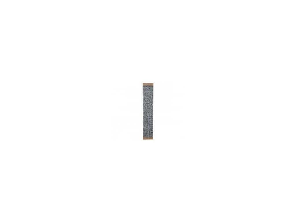 Škrábadlo nástěnné 11x60cm - šedé