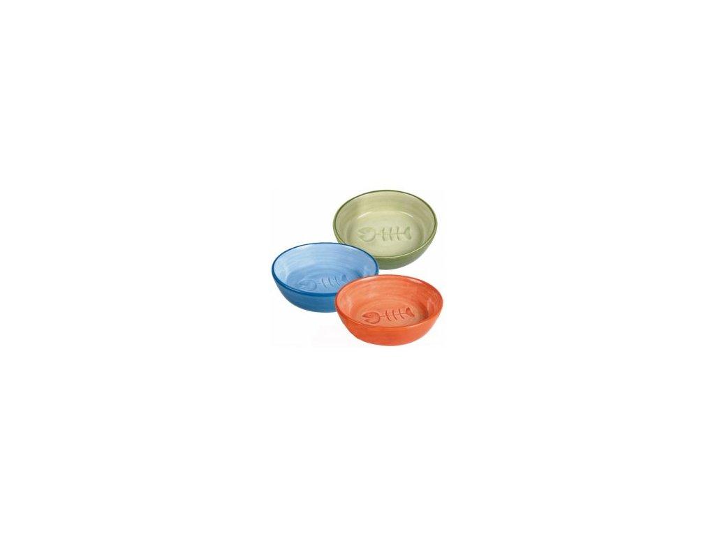 Keramická miska pastelová 200ml/13cm