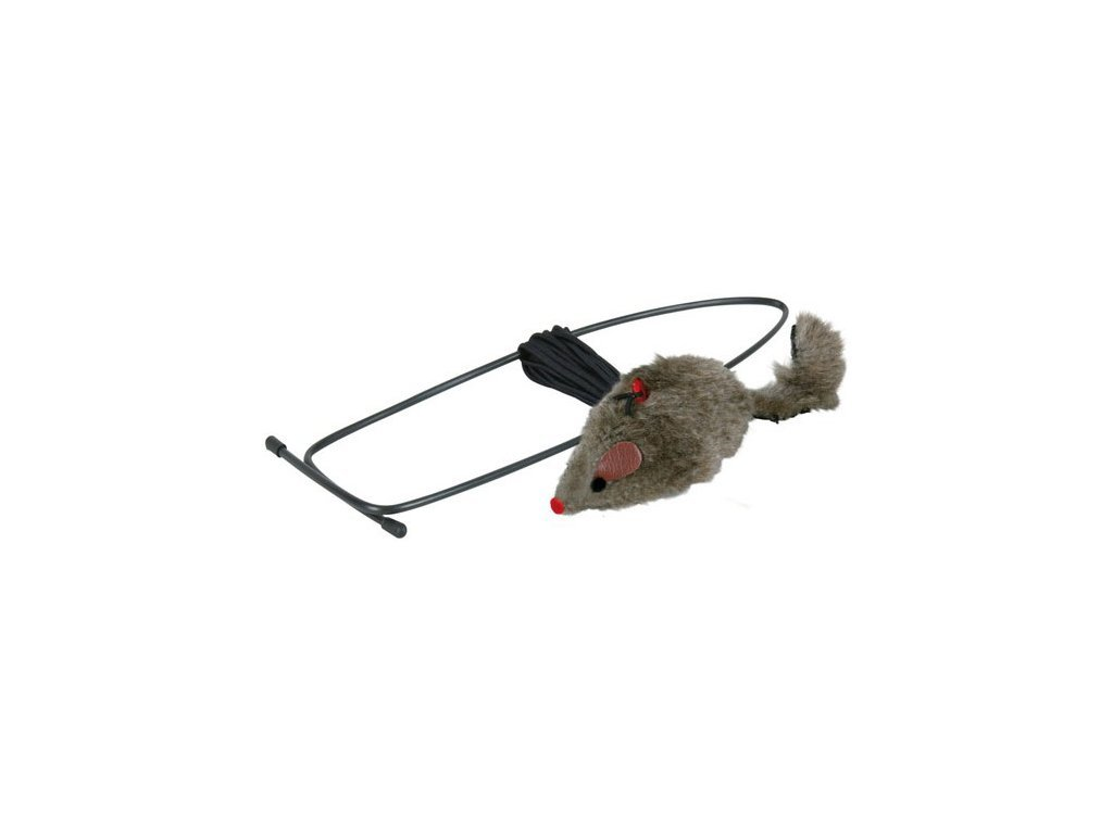 Závěsná myška na dveřní rám 8cm