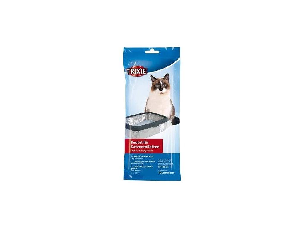 Sáčky pro kočičí WC 10ks/bal.