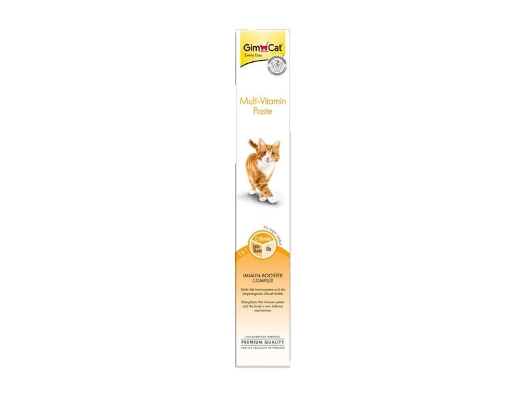 GimCat Multi-Vitamin TGOS pasta 100g