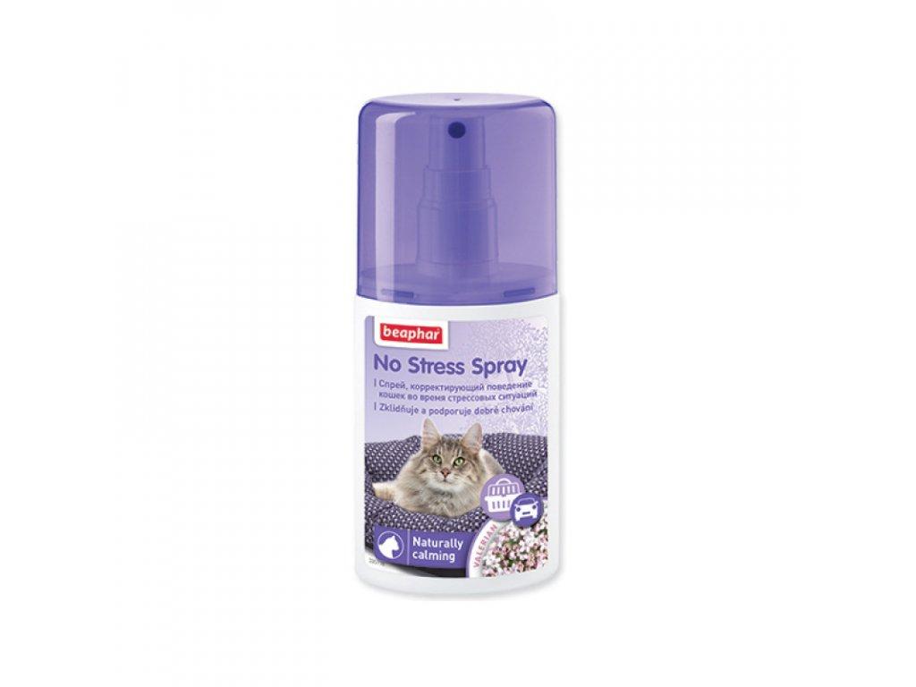 Beaphar No Stress Sprej pro kočky 125 ml - antistresový přípravek