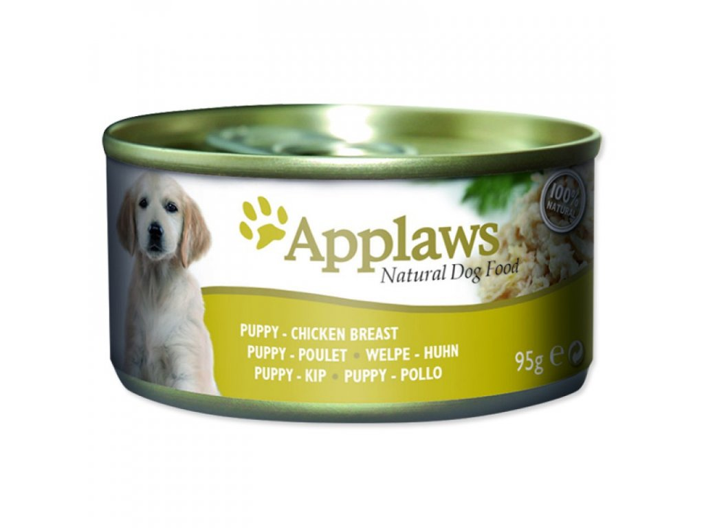 KONZERVA APPLAWS PUPPY 95 G