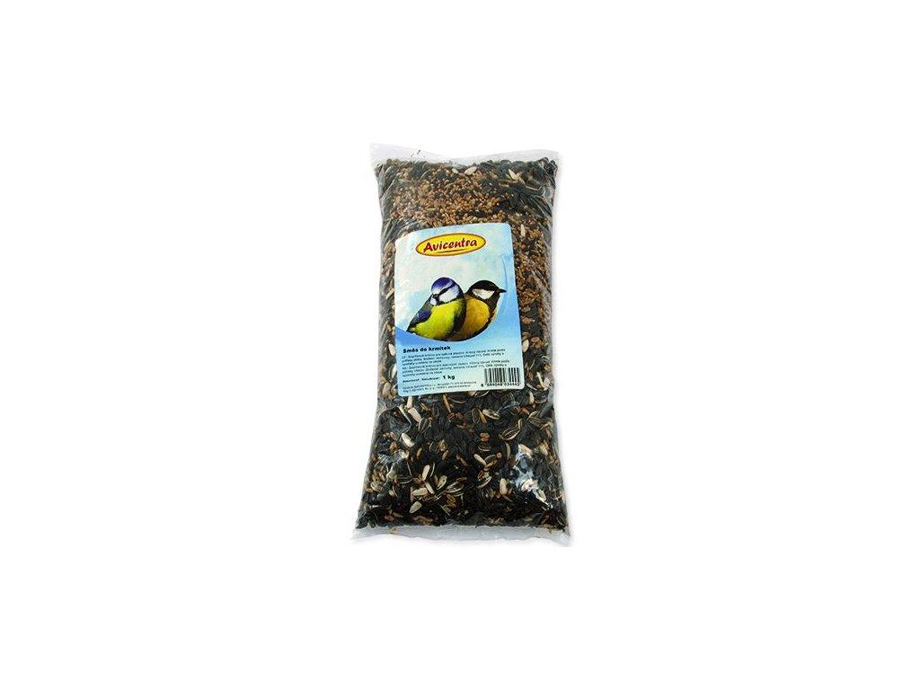 Avicentra Směs pro ptáky do venkovních krmítek 1kg