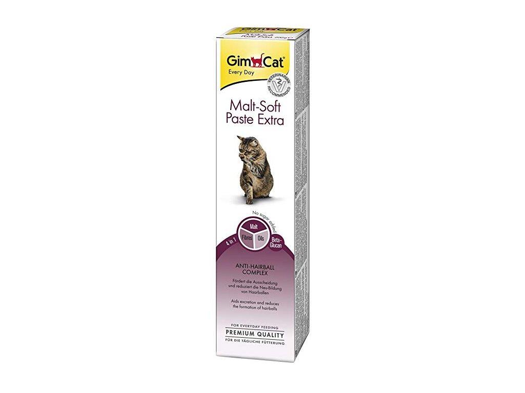 GimCat kočka Malt-Soft Extra pasta 100g