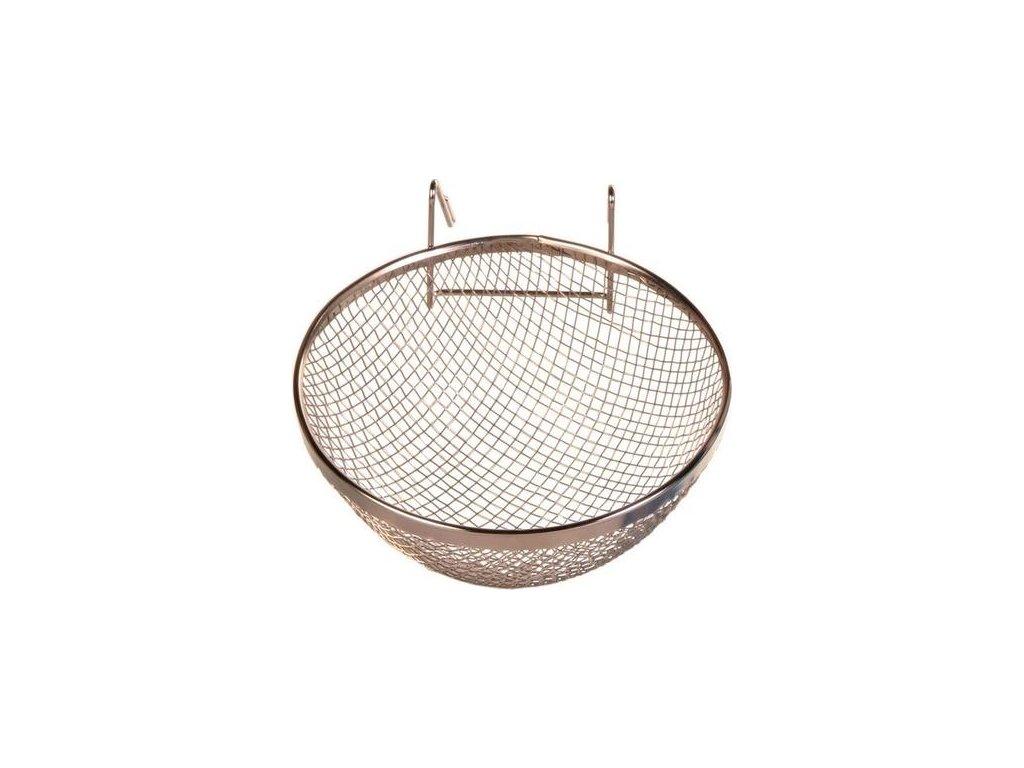 Hnízdo kovové 9 cm/3,5 cm