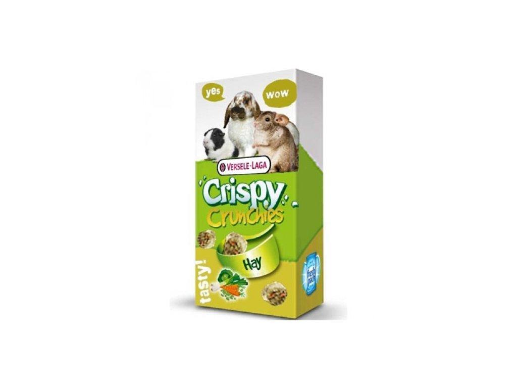 VERSELE-LAGA Crispy crunchies se senem a mrkví 75G