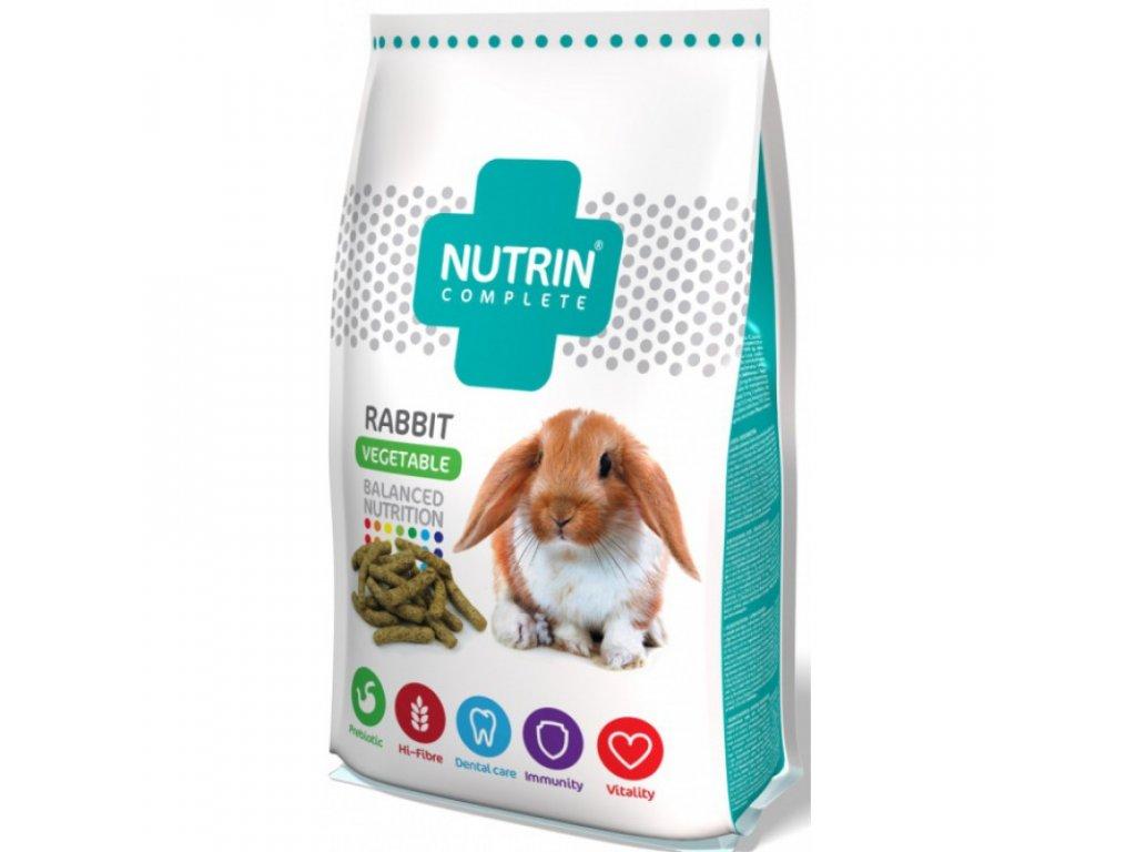 NUTRIN Complete Králík 400g