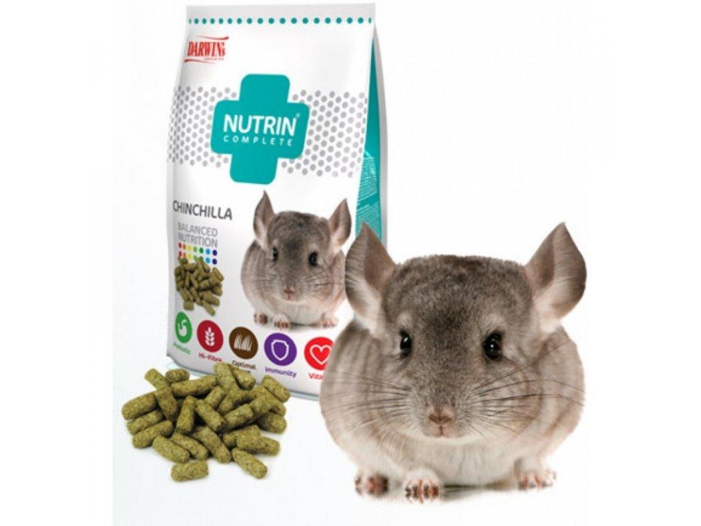 DARWIN'S NUTRIN COMPLETE ČINČILA 400 G