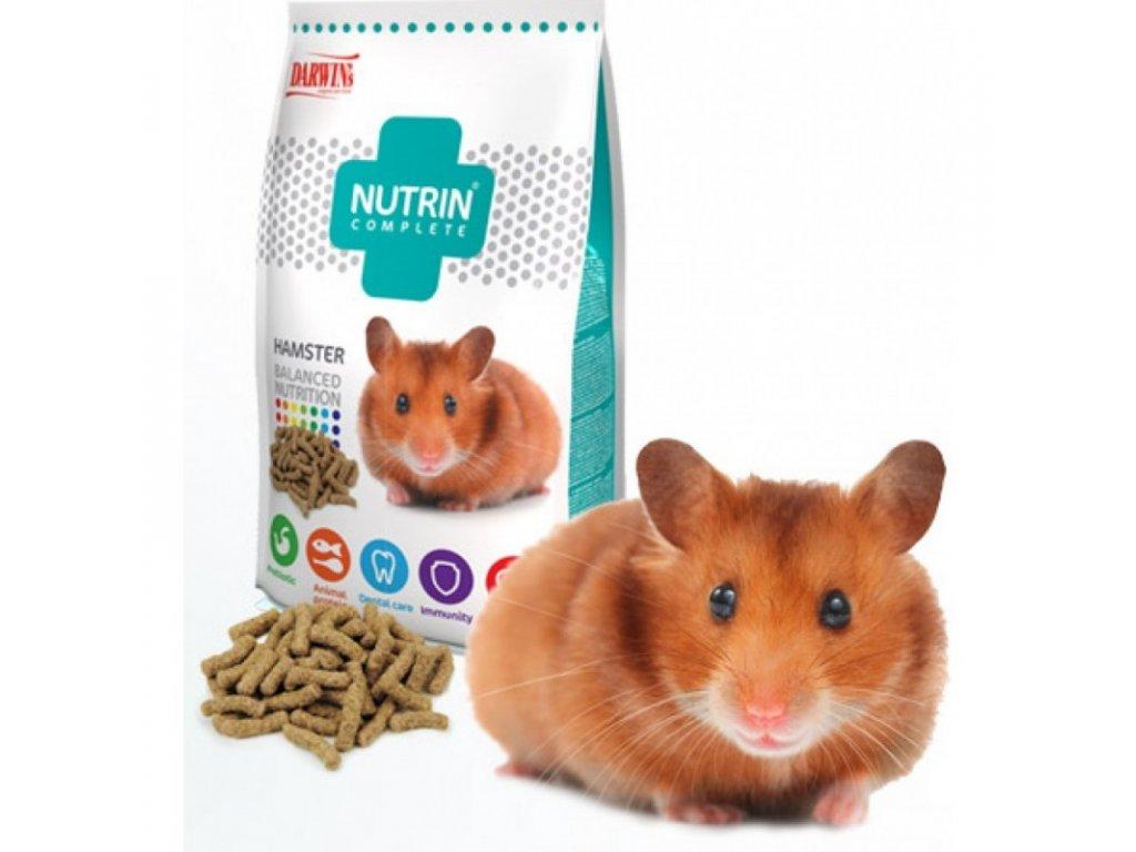 NUTRIN Complete Křeček 400g