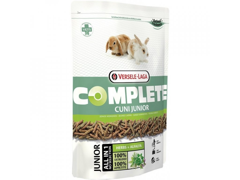 VERSELE-LAGA Complete Cuni Junior pro králíky 500g