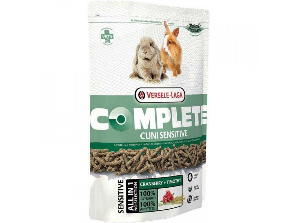 VERSELE LAGA Complete Cuni Sensitive pro králíky 500g