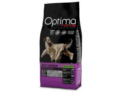OPTIMAnova dog ADULT MEDIUM 2kg  sleva 2% při registraci