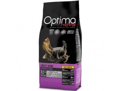 OPTIMAnova dog ADULT MINI 2kg  sleva 2% při registraci