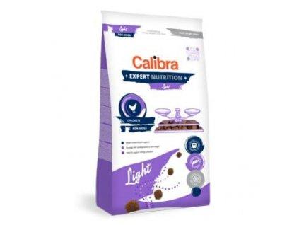 Calibra Dog EN Light  12kg NEW  + Dárek 2x masová kapsička ZDARMA