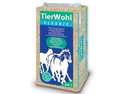 Podestýlka TIERWOHL CLASSIC 20 kg (400 l)