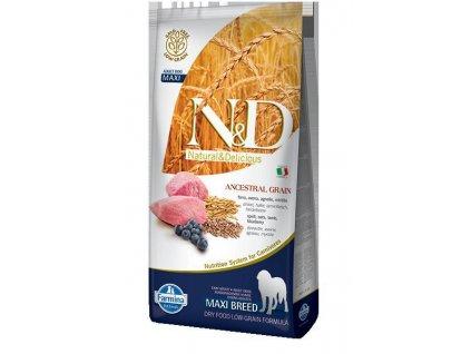 N&D LG DOG Adult M/L Lamb & Blueberry 12kg + DOPRAVA ZDARMA  sleva 2% při registraci