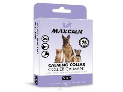 Max Calm Collar Dog-obojek proti stresu, zklidňuje