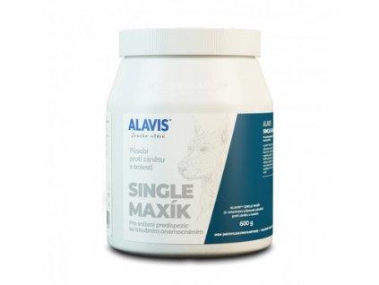 ALAVIS™ Single Maxík 600 g  sleva na vyrobky pri registraci