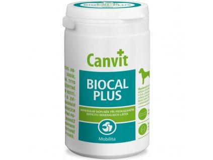 Canvit Biocal Plus pro psy ochucený 1000g