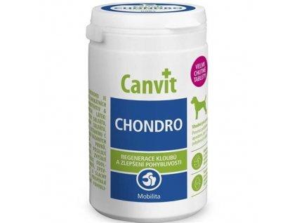 Canvit Chondro pro psy ochucené 230g/230tbl.