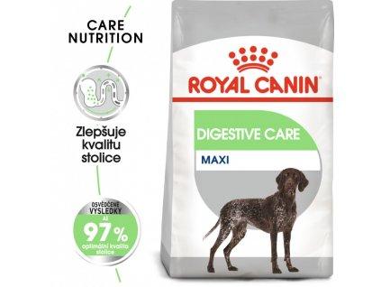 Royal Canin Maxi Digestive Care - granule pro velké psy s citlivým trávením  Royal Canin Maxi Digestive Care - granule pro velké psy s citlivým trávením