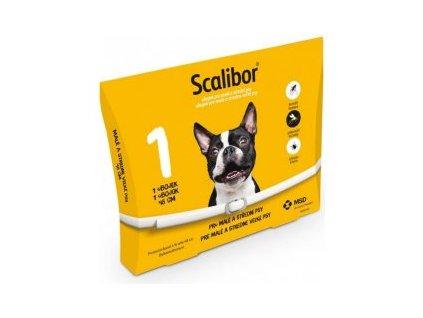 SCALIBORantiparazitní obojek pro psy 48 cm