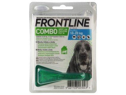 FRONTLINE Combo Spot On Dog M (10-20kg) 1x1,34ml