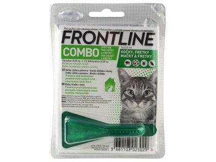 FRONTLINE Combo Spot On Cat Sol. 1xX0.5ml
