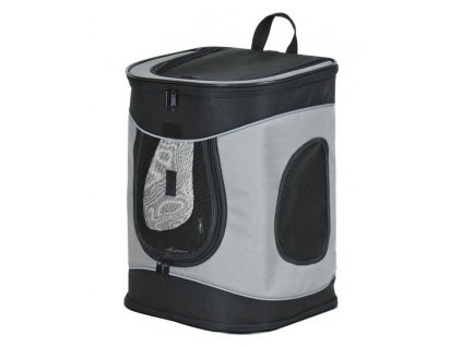 Trixie Nylonový batoh Timon 34 x 44 x 30cm, max. do 12kg  pohodlný batoh pro malá a střední zvířata