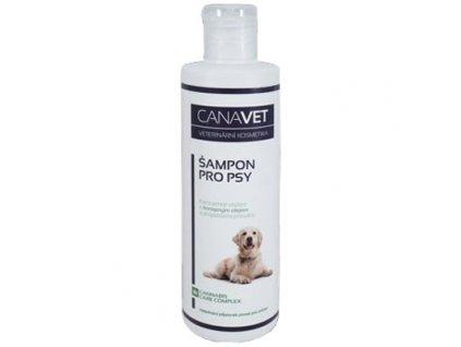 CANAVET šampon pro psy s antipar.přísadou Canabis CC 250ml