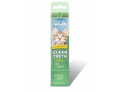 Tropiclean Cleen Teeth gel pro kočky 59 ml