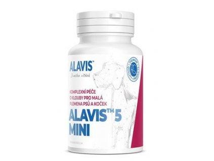 Alavis 5 kloubní výživa pro psy a kočky 90tbl MINI  sleva na vyrobky pri registraci