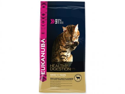 EUKANUBA Cat Adult Healthy Digestion