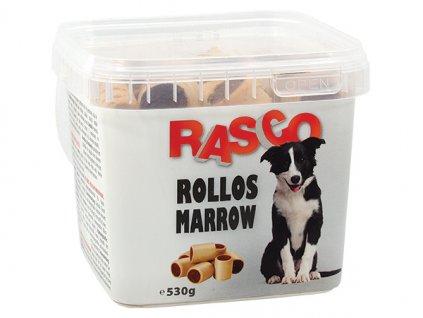 Sušenky RASCO Dog rollos morkový malý (530g)