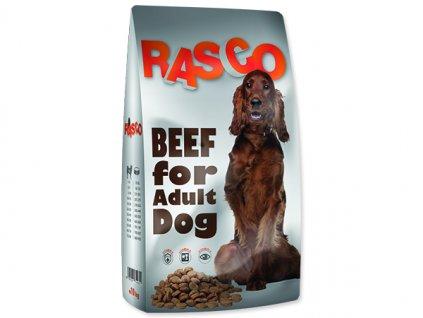 RASCO Dog hovězí (10kg)