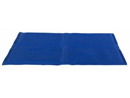 Chladící podložka pro zvířata 65 x 50 cm MODRÁ