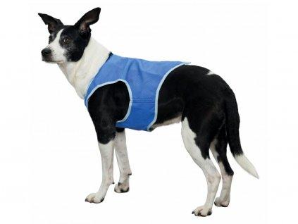 Trixie Chladící vesta PVA - různé velikosti  Chladící vesta pro psy pro příjemné letní dny