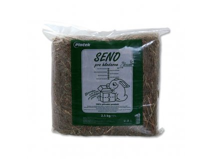 Seno Limara krmné lisované 2,5kg