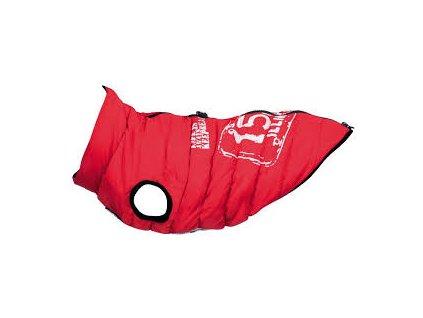 Obleček s postrojem Saint-Malo červený - různé velikosti